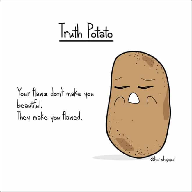 15 прописных истин от Картошки, в которых вся правда об этом мире! рис 8