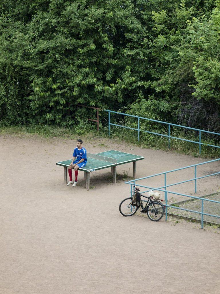 Когда всё пошло не по плану! :) 5 лет из жизни теннисного стола, который так и не узнал, что такое спорт!