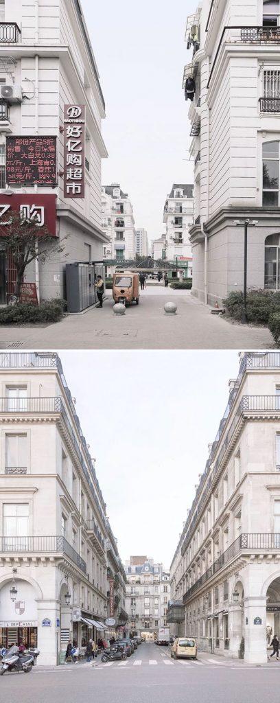 Остановите их немедленно! Китайцы создали точную копию Парижа! Что дальше? рис 11