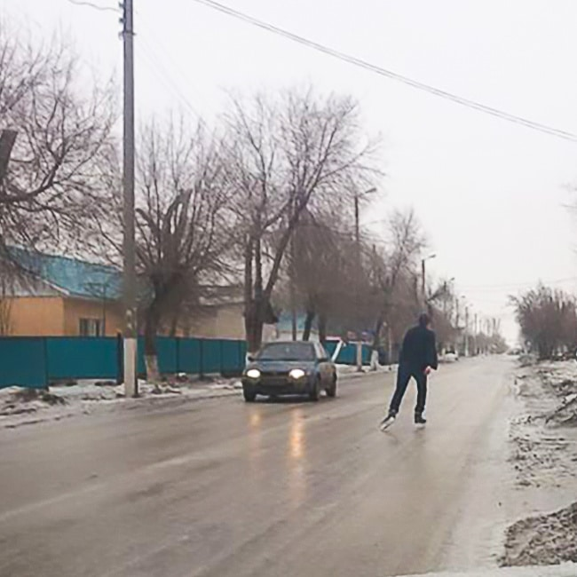 17 фото из России, которые ставят иностранцев в тупик! :) рис 14