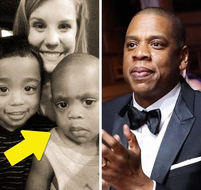 11 Младенцев, которые похожи на знаменитостей, как две капли воды! рис 5