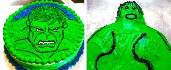 18 смешных тортов, которые могли бы выиграть приз за самый неудачный десерт.