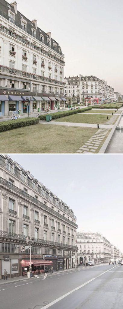 Остановите их немедленно! Китайцы создали точную копию Парижа! Что дальше? рис 4