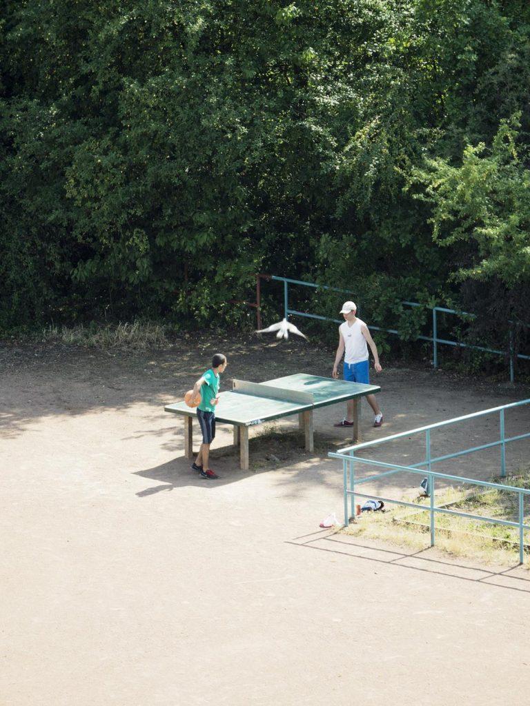 Когда всё пошло не по плану! :) 5 лет из жизни теннисного стола, который так и не узнал, что такое спорт! рис 6