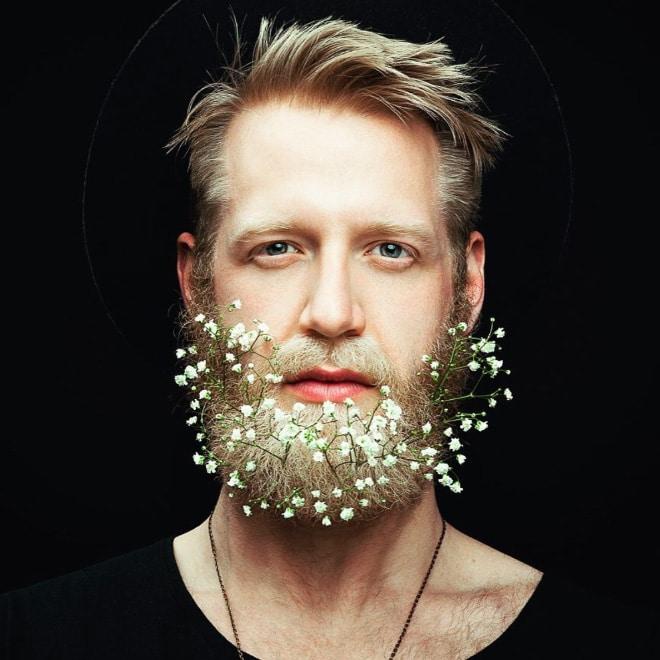 Цветы тебе в бороду! В Инстаграме новый тренд! рис 2