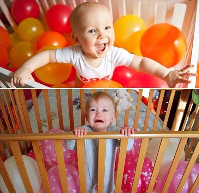 15 детских фото, на которых все пошло не по плану... рис 6