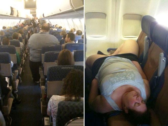 20 пассажиров, сидеть рядом с которыми - ваш ночной кошмар! рис 12