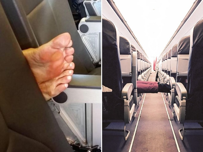 20 пассажиров, сидеть рядом с которыми - ваш ночной кошмар! рис 10