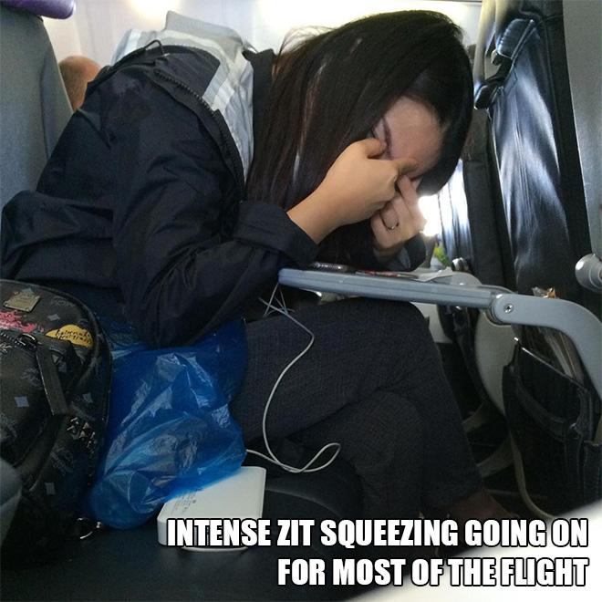 20 пассажиров, сидеть рядом с которыми - ваш ночной кошмар! рис 8