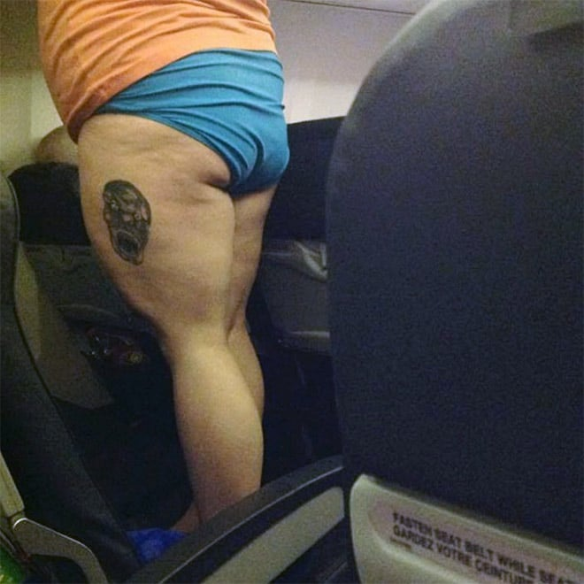 20 пассажиров, сидеть рядом с которыми - ваш ночной кошмар! рис 6