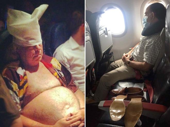 20 пассажиров, сидеть рядом с которыми - ваш ночной кошмар! рис 2