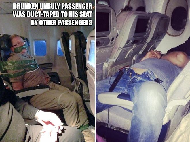 20 пассажиров, сидеть рядом с которыми - ваш ночной кошмар! рис 18