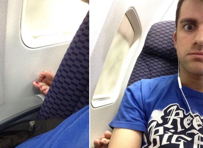20 пассажиров, сидеть рядом с которыми - ваш ночной кошмар! рис 14