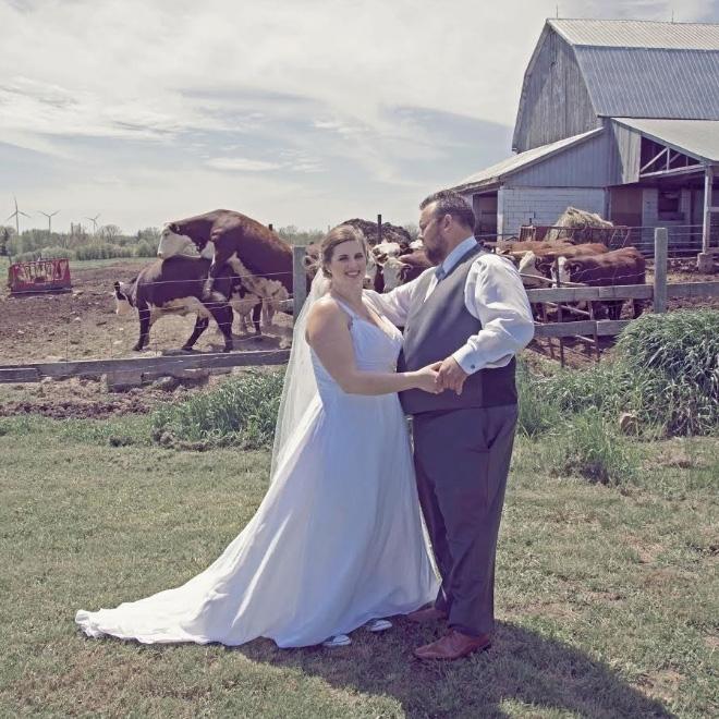 20 случайно испорченных снимков со свадьбы, ставших настоящей фотобомбой!