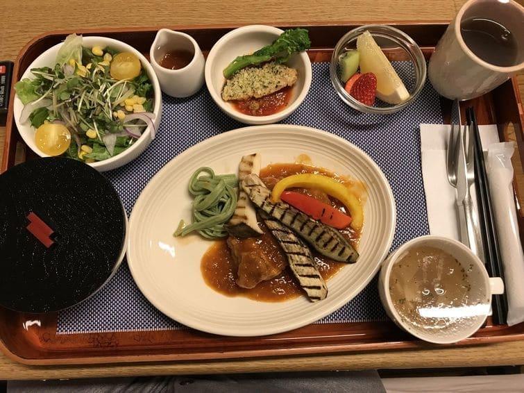 больничная еда 4