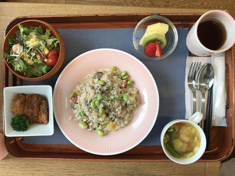 больничная еда 10