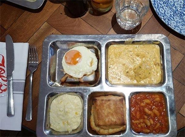 подача блюда 12