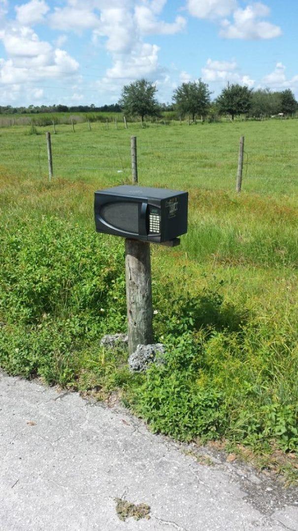 10+ креативных почтовых ящиков со всего мира! 1