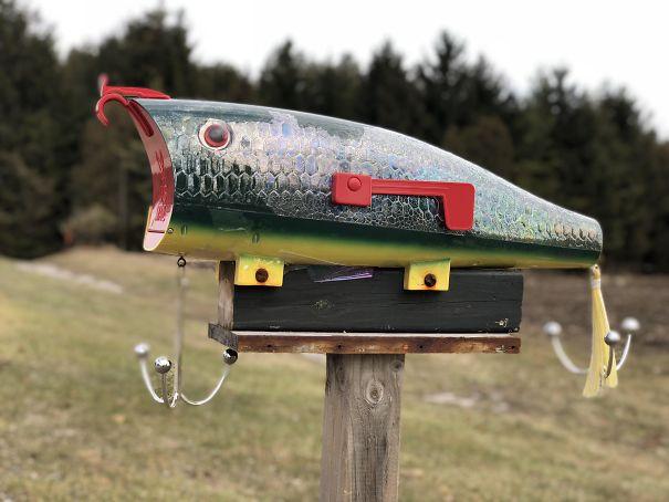 10+ креативных почтовых ящиков со всего мира! 16