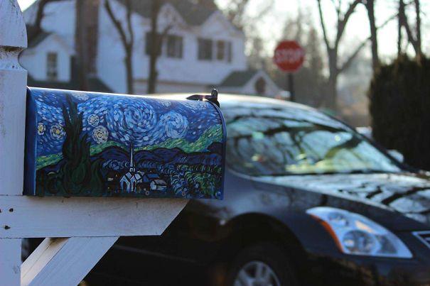 10+ креативных почтовых ящиков со всего мира! 8