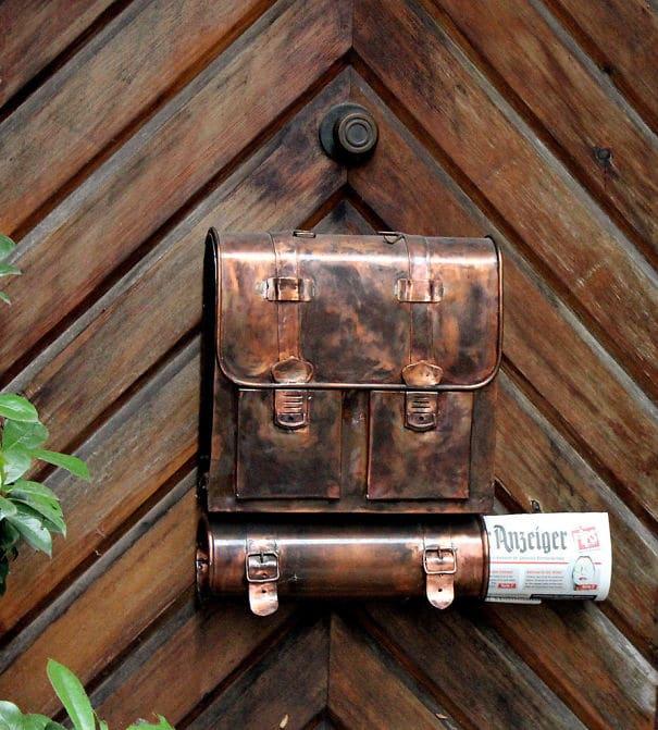 10+ креативных почтовых ящиков со всего мира! 6