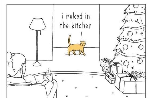 20 комиксов о том, что бы сказали животные, если бы они могли говорить! 15