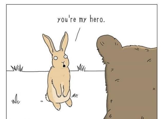 20 комиксов о том, что бы сказали животные, если бы они могли говорить! 2