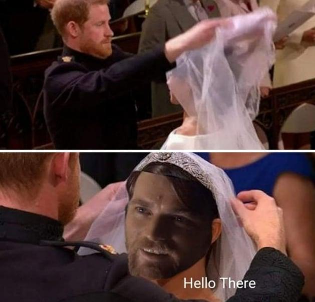 свадьба принца Гарри и Меган Маркл рис 2