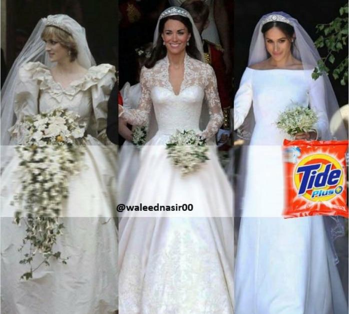 Принц Гарри и Меган Маркл поженились. Интернет тут же отреагировал!