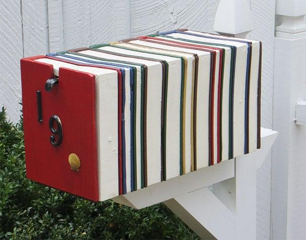10+ креативных почтовых ящиков со всего мира! Часть II 4