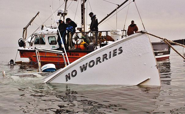 25 самых странных и смешных названий лодок, мимо которых без улыбки не пройти! 5