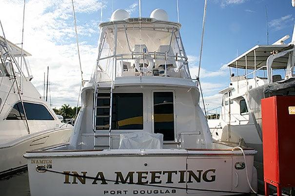 25 самых странных и смешных названий лодок, мимо которых без улыбки не пройти! 14