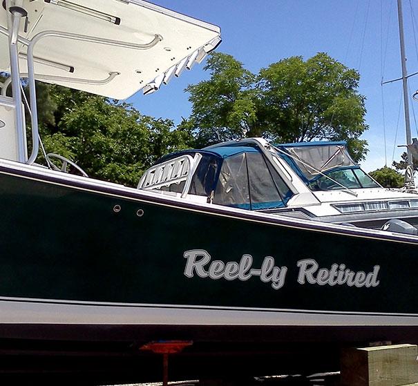 25 самых странных и смешных названий лодок, мимо которых без улыбки не пройти! 12