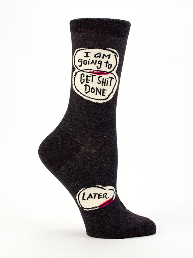 15 носков грубо, но правдиво описывающих всю эту жизнь... 6
