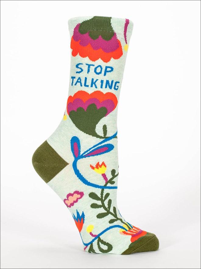 15 носков грубо, но правдиво описывающих всю эту жизнь... 3