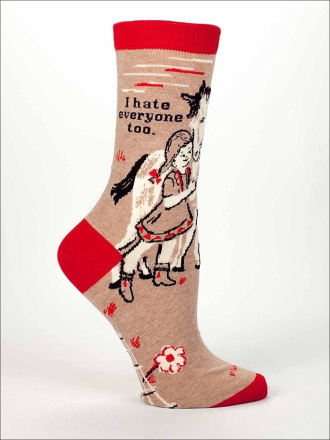15 носков грубо, но правдиво описывающих всю эту жизнь... 13