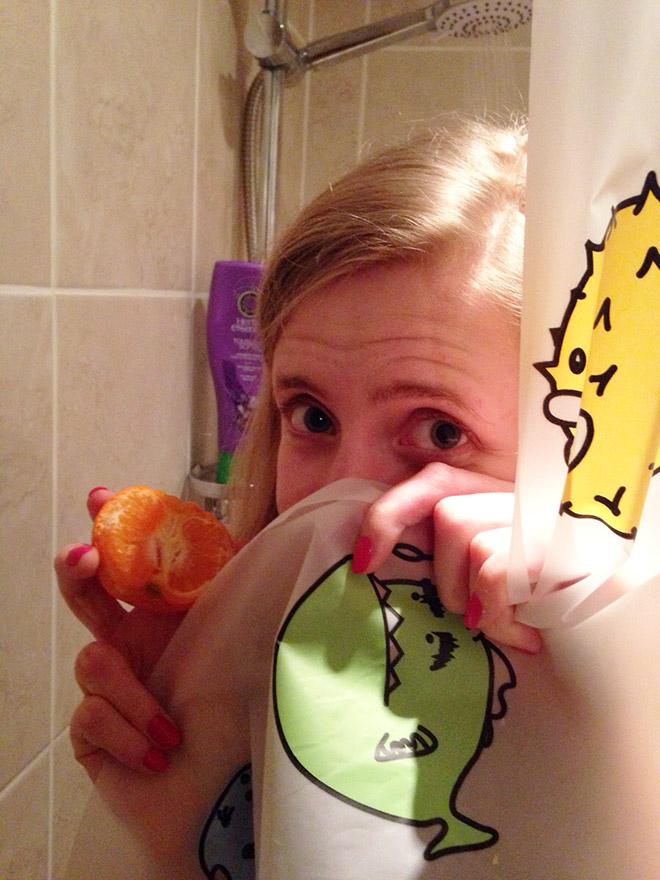 девушка с апельсином рис 2
