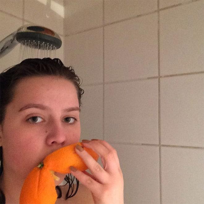 девушка с апельсином рис 3