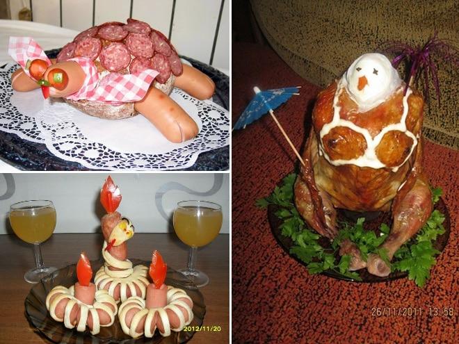 еда из России 10