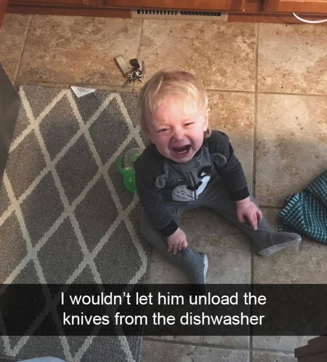 дети плачут 5