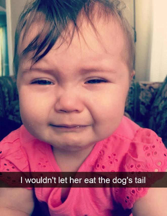 дети плачут 3