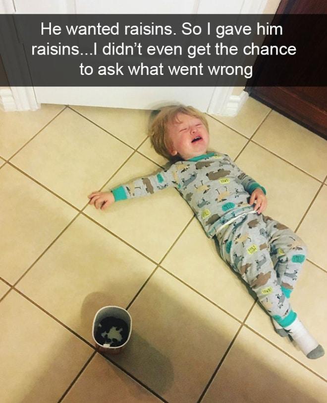 дети плачут