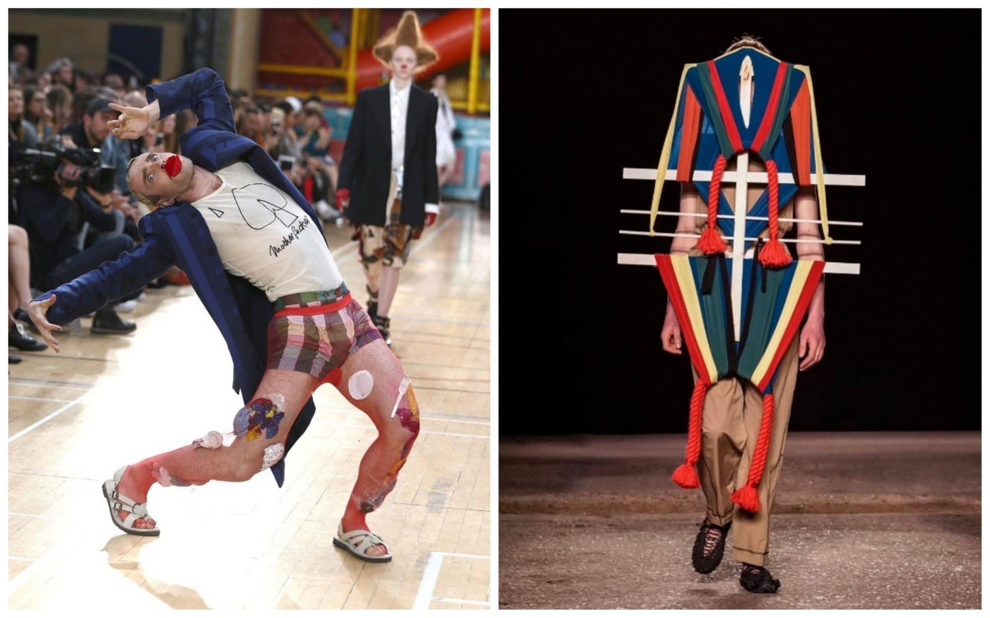 17 фото с лондонской недели мужской моды. И это не шутка!