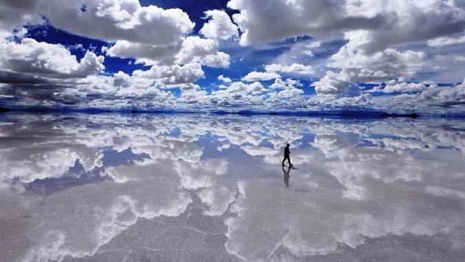 соляные поля