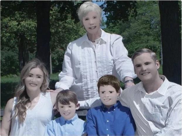 фото семьи рис 2