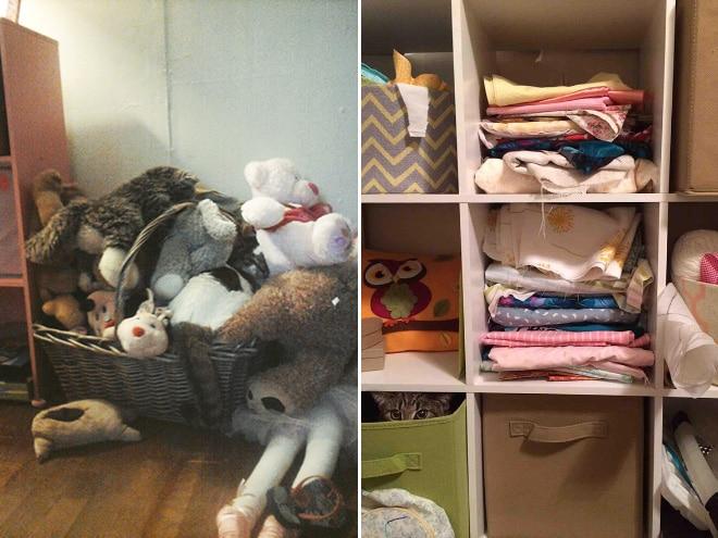 коты прячутся