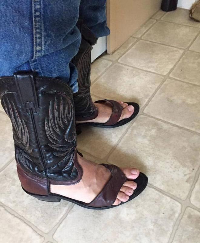 уродливая обувь рис 3