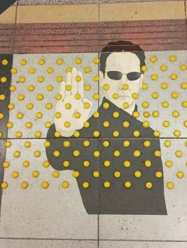 уличный стрит-арт