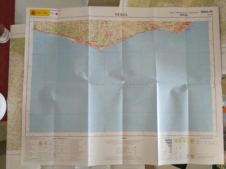 неправильная карта