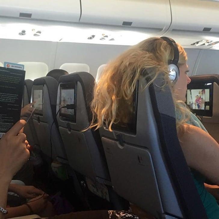 неприятный пассажир